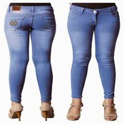 Model Celana Jeans Wanita Big Size Terbaru