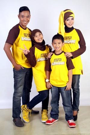 Model Kaos Family Gathering dan Event Outing Terbaru