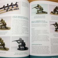 Review - Modelling and Painting: WWII German military Figures