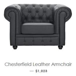 chesterfield-chair
