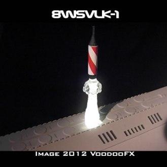 8 Window Seaview Missile