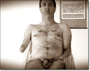 Poser nu tout simplement