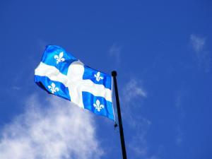 Drapeau du Québec