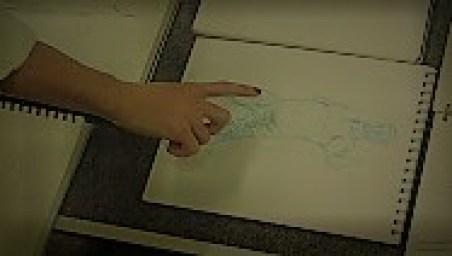 La main du maitre