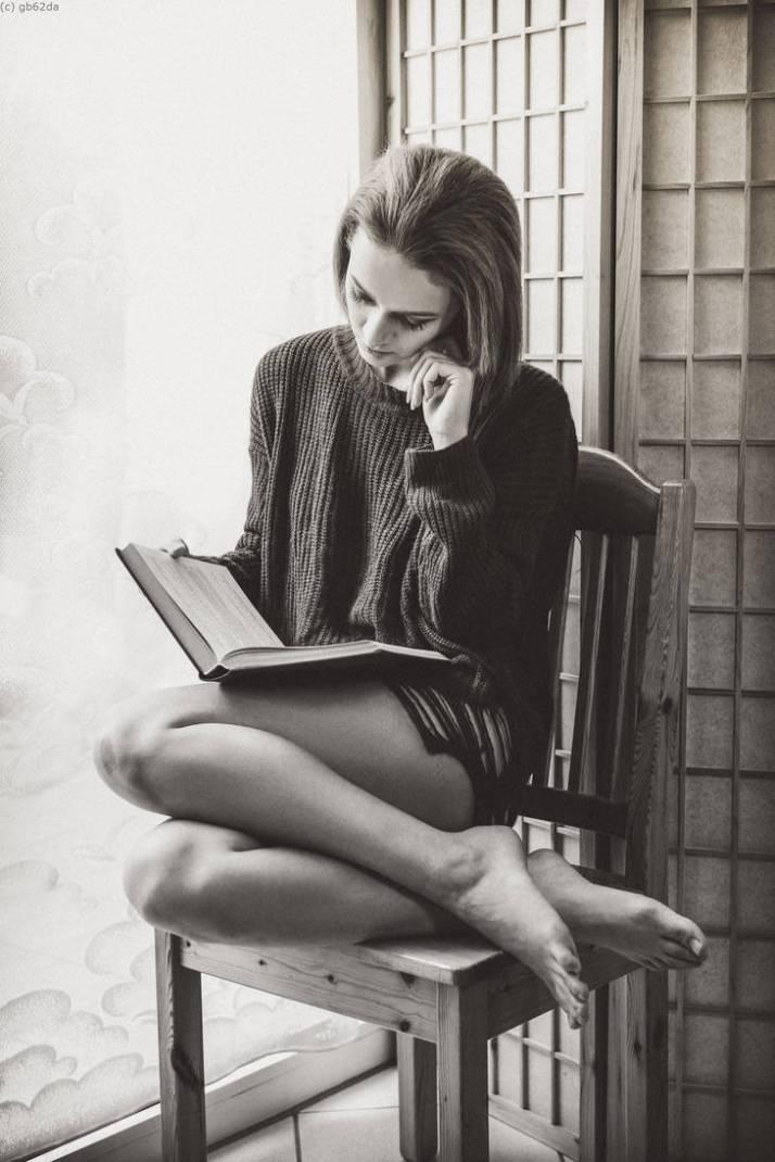 Que lit elle