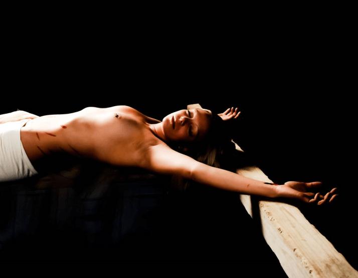 Crucifiée