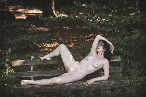 Me détendre sur un banc
