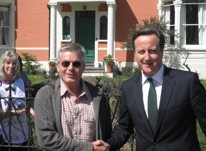 David Cameron & Owner Dave