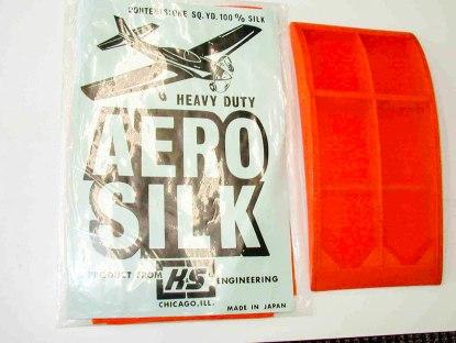 K&S Silk Red   Model Flight
