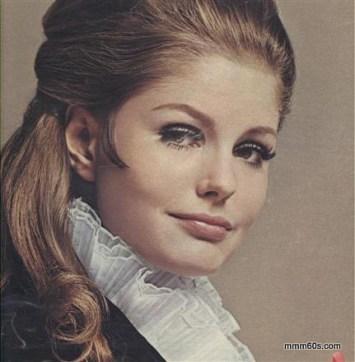 Kecia Nyman 1967 Revlon Richard Avedon