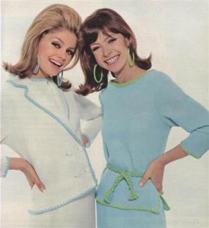 Kecia Nyman and Babette 1965 Avedon