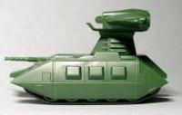 旧 1/144 HT-01B マゼラアタック 制作記02