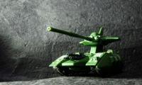 旧 1/144 HT-01B マゼラアタック 制作記03