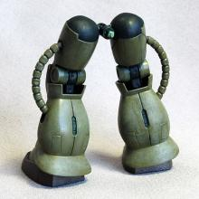 FG MS-06F ザクⅡ 03-6