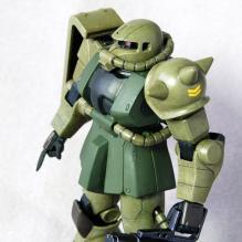 FG MS-06F ザク2 06-3
