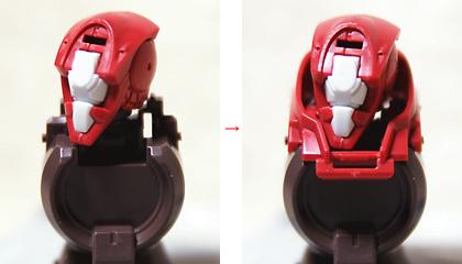 HGOO GNX-609T ジンクスⅢ 制作2-3