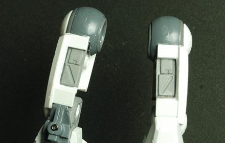 HG00 1/144 GN-001 ガンダムエクシア 制作7-1