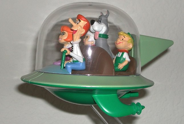 Polar Lights Jetsons Space craft