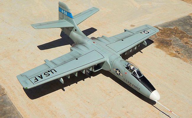 Project X 172 Northrop YA 9A By Carmel J Attard