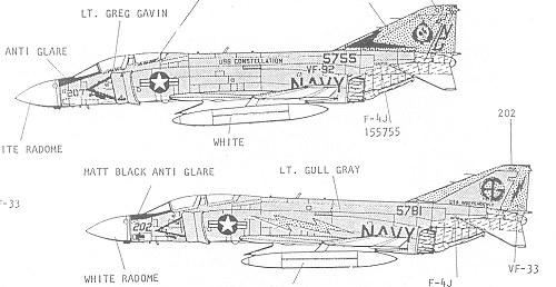 Superscale 48-210: F-4J Phantom II, reviewed by Scott Van Aken