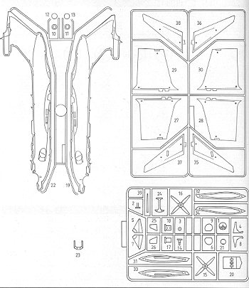 Revell 1/144 Ekranoplan A-90 by Scott Van Aken