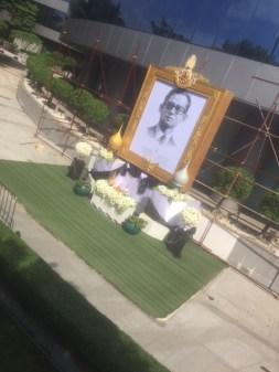 RIP Bhumibol Adulyadej