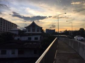 Sunsets.