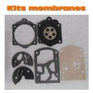 Kits membranes carburateurs