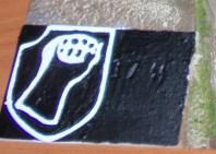 Escudo pintado