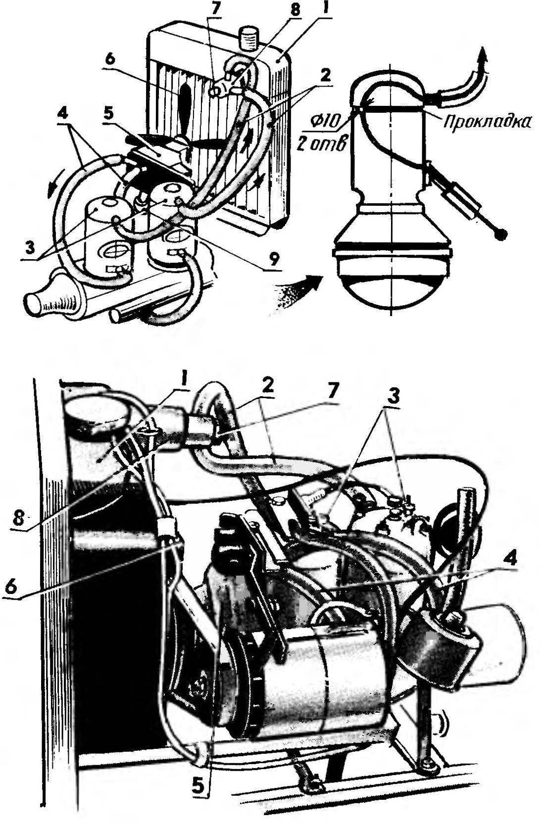 From Pumps And Electric Cars
