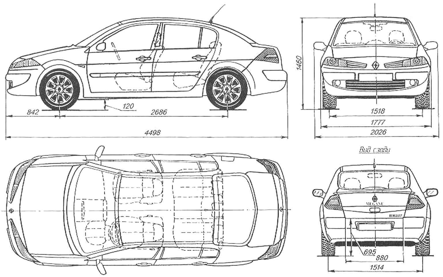 [DIAGRAM] Wiring Diagram Renault Megane 2006 FULL Version