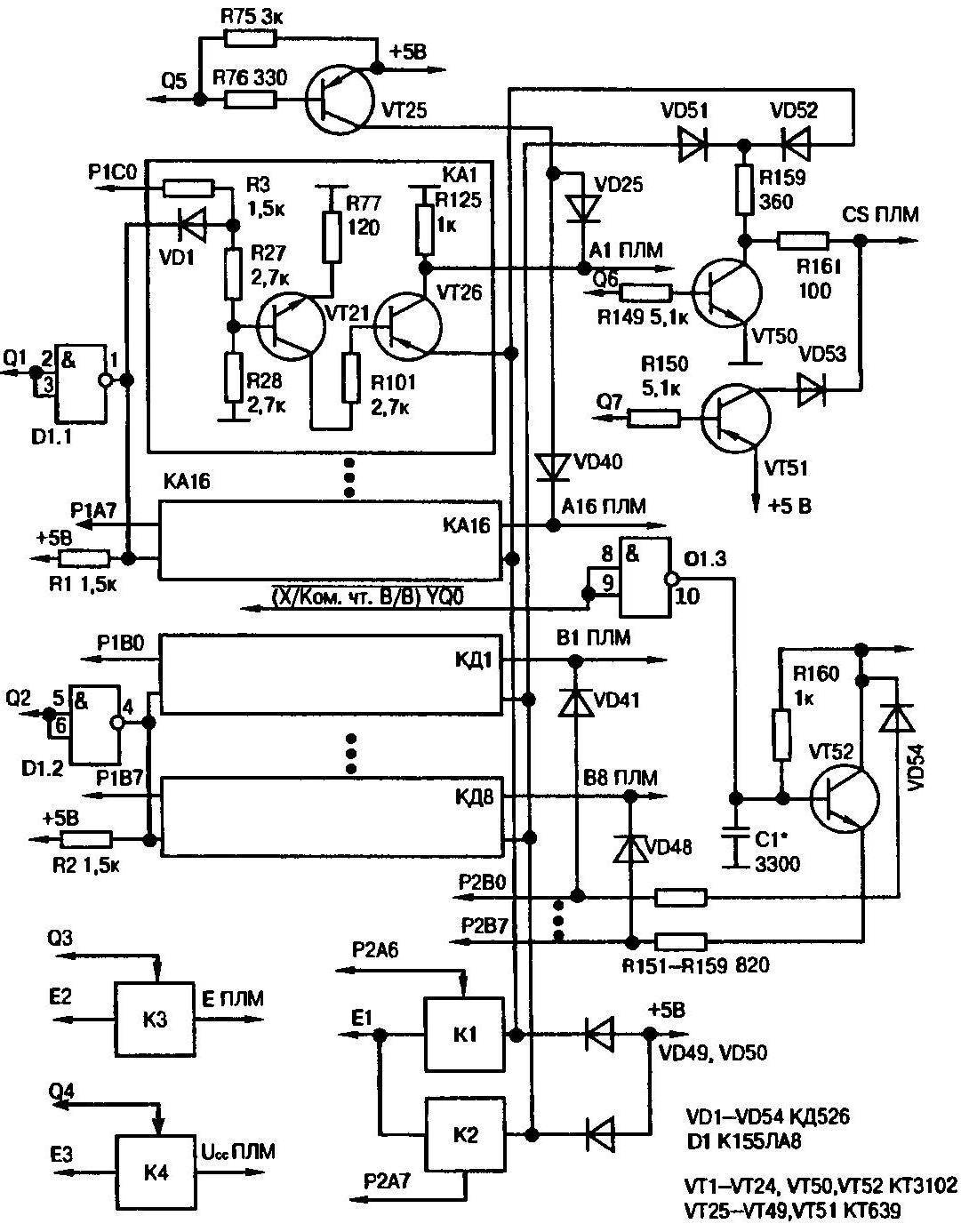 Programmator For Chips
