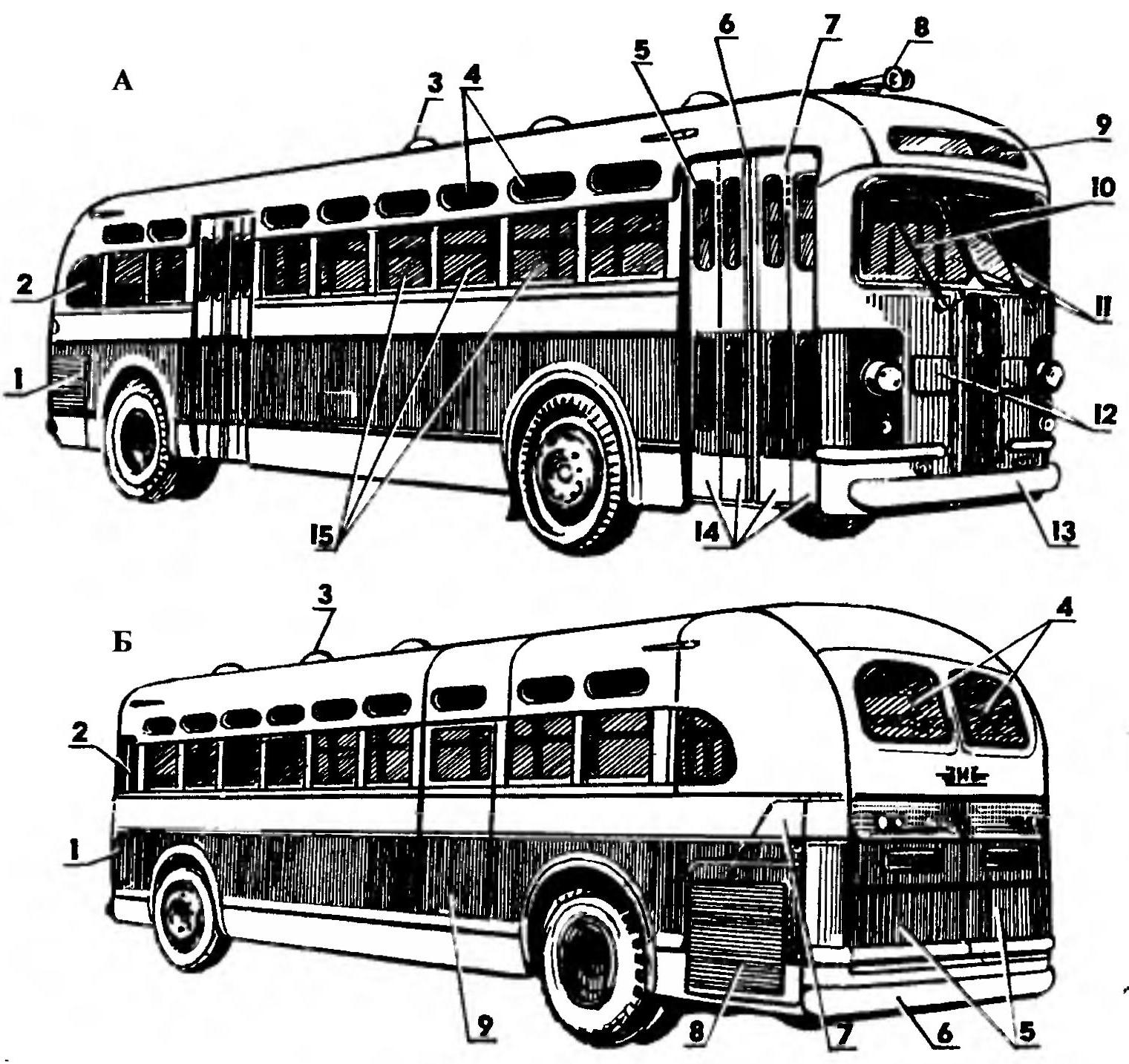 Sel Bus Electric