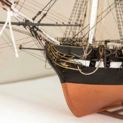 Uss Constitution Rigging Diagram Chinese 125cc Belt Model From Revell 30 Foto Kits