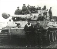 Otto Carius Tank Crew