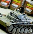 1/48 Tamiya German Panzer II A/B/C