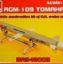 Brengun 1/48th Tomahawk Missile
