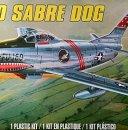 1/48 Revell F-86D Sabre Dog
