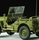 New Italeri 1/24 Jeep Willys
