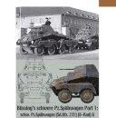 Nuts & Bolts Volume 35: Büssing's schwere Pz.Spähwagen Part 1: schw. Pz.Spähwagen (Sd.Kfz. 231) (8-Rad) & schw. Pz.Spähwagen(fu) (Sd.Kfz 232) (8-Rad)