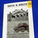 Nuts & Bolts Volume 36: Büssing's schwere Pz.Spähwagen Part 2 – schw.Pz.Spähwagen (7,5 cm) (SdKfz.233), schw.Pz.Fu.Wg (SdKfz.263) (8-Rad) & Panzermesskraftwagen
