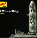 Lindberg U.S. Moon Ship