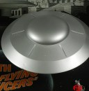 Earth vs the flying Saucers model kit
