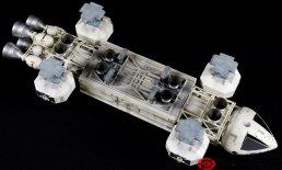 Built Round 2 Models 22 Space 1999 Eagle Transporter