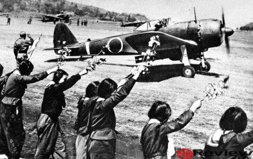 Farewell to a Hayabusa leaving on a kamikaze mission