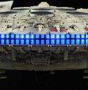 Built! Bandai 1/144 Millenium Falcon