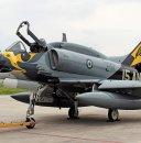 Hasegawa 1/48 A-4KU (AF-1) Skyhawk 'Brazilian Navy VF-1 15th Anniversary'