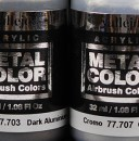 Hands on Vallejo Metal Colors