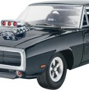 1/25 Fast & Furious™ Dominic's 1970 Dodge Charger Plastic Model Kit