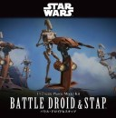 Star Wars Battle Droid and Stap 1/12 Scale Bandai Model Kit